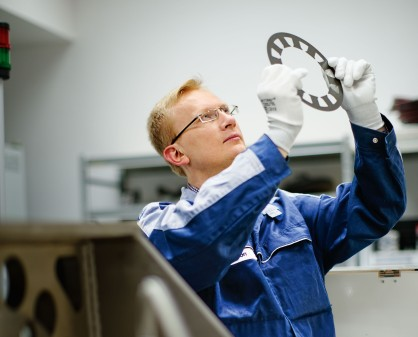 Engineering at thyssenkrupp: Working with an innovative spirit