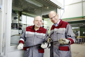 Rüdiger Mempel and Jens-Ulrik Becker | thyssenkrupp Steel Europe
