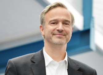 Dierk Raabe, Managing Director of the Max Planck Institute for Iron Research