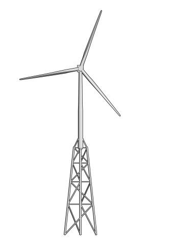 New steel design for wind turbines