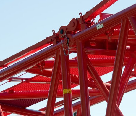 perform® steels are perfectly suited for use in the production of on-board and mobile cranes
