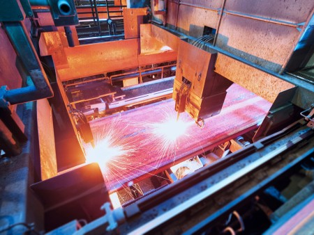 Manufacturing processes Profile thyssenkrupp Steel Europe