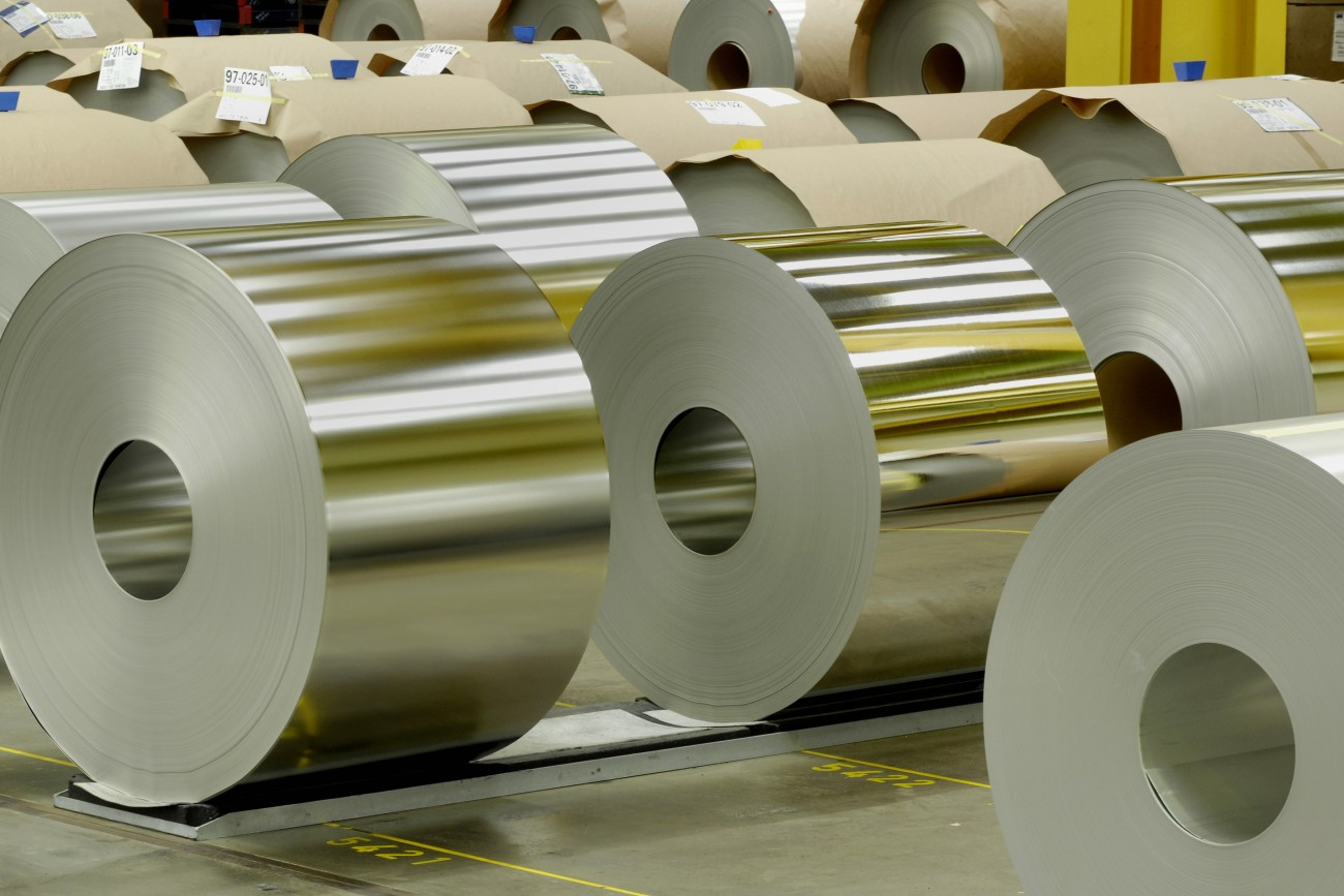 Andernach - the world's biggest production site for packaging steel