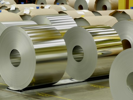 Packaging steel