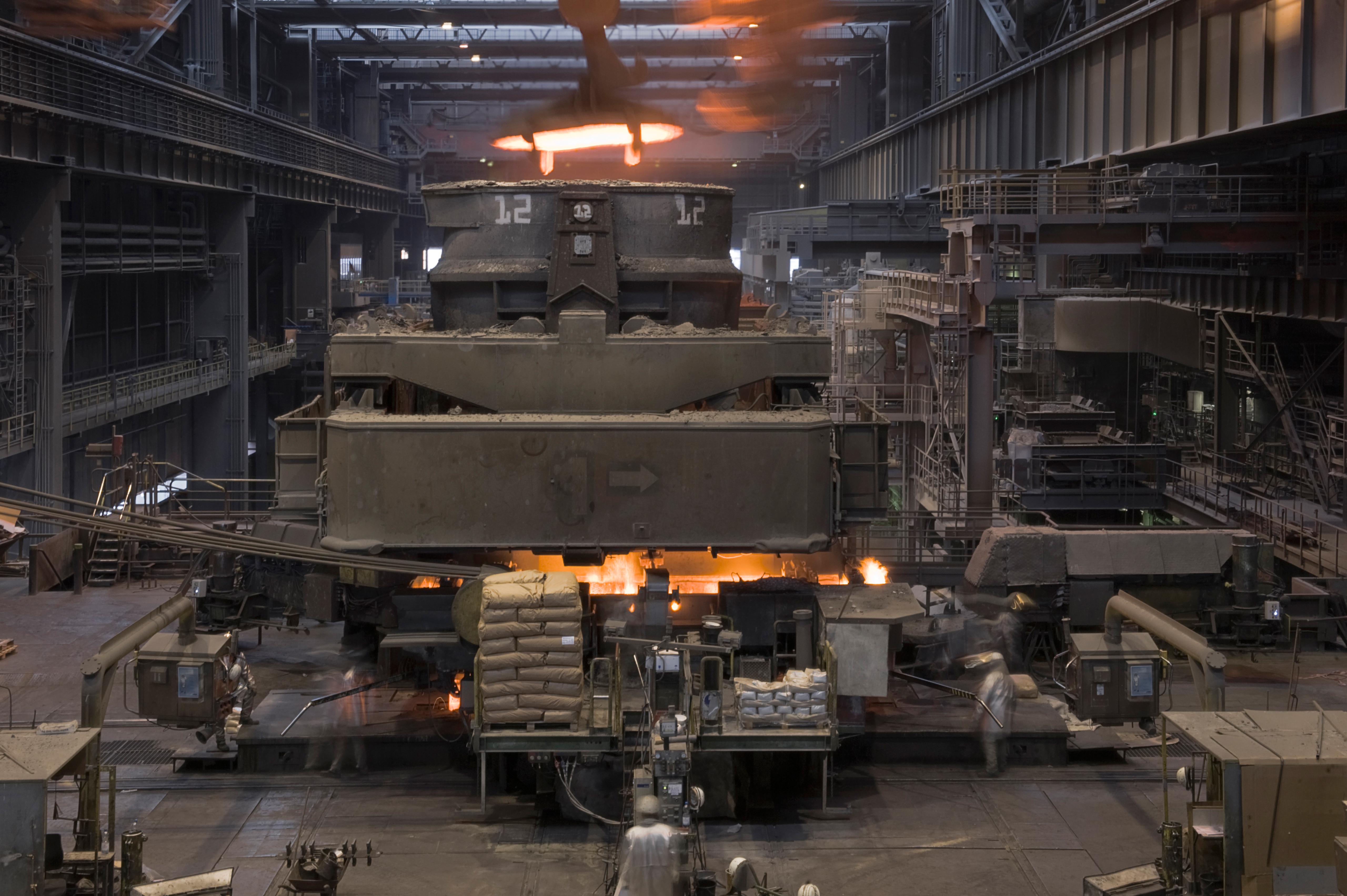 Thyssenkrupp Steel Europe Investing 90 Million Euros In
