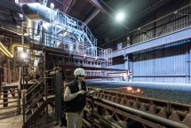 Modernization Sinter Plant | thyssenkrupp Steel Europe
