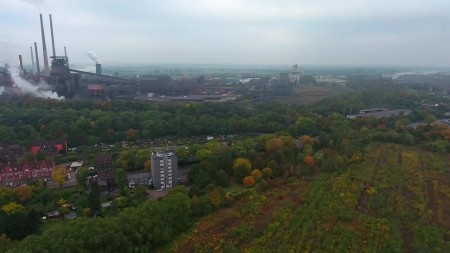 "Major development project in northern Duisburg: City and thyssenkrupp planning to convert ""Shaft 2/5"""