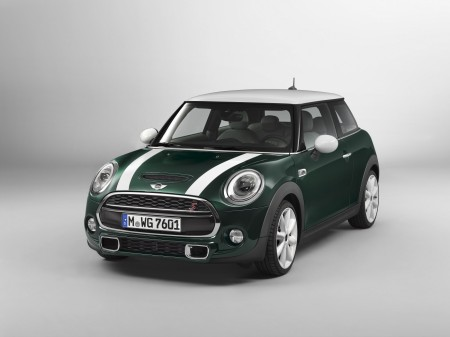 BMW is the first OEM to use thyssenkrupp Steel's ZM EcoProtect in production – in body panels on the MINI.