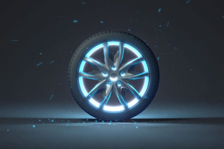 Innovative steel wheels for China