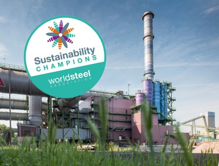 thyssenkrupp honored by World Steel Association for outstanding achievements in sustainability