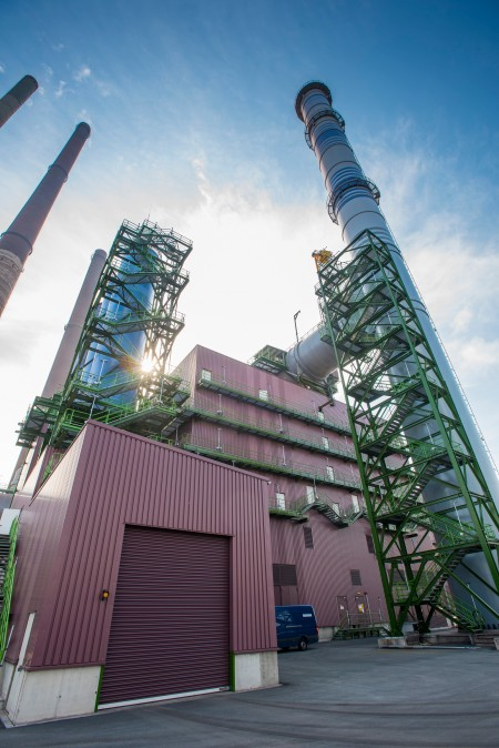 This fabric filter – the second at thyssenkrupp Steel in the north of Duisburg – has been improving air quality in Duisburg since 2017. A third unit is scheduled for completion by 2020.