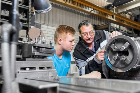 The inclusion of disabled employees as early as the apprenticeship stage is also part of thyssenkrupp Steel's sustainability strategy.