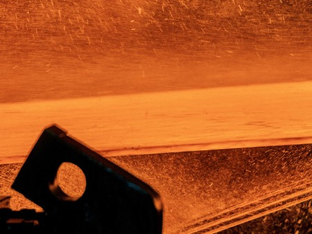 Manganese-boron steel for hot forming