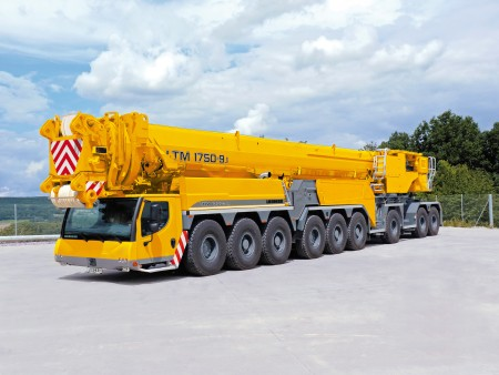 XABO® 140US for mobile cranes