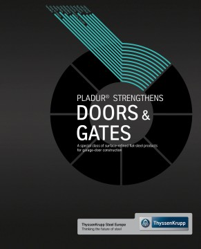 doors & gates Industries ThyssenKrupp Steel Europe