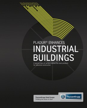 Industrial builsing Industries ThyssenKrupp Steel Europe