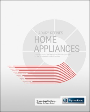 Brochure PLADUR® home appliances