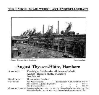Chronology History Corporation ThyssenKrupp Steel Europe