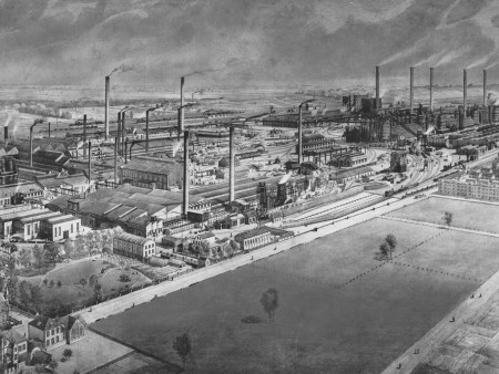 History of the company thyssenkrupp