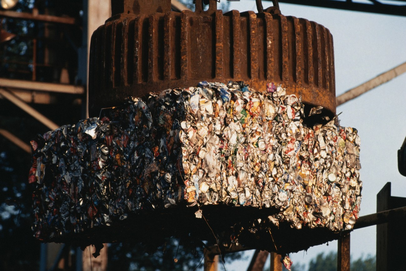 Recycling: used tin plate re-emerges as valuable quality steel