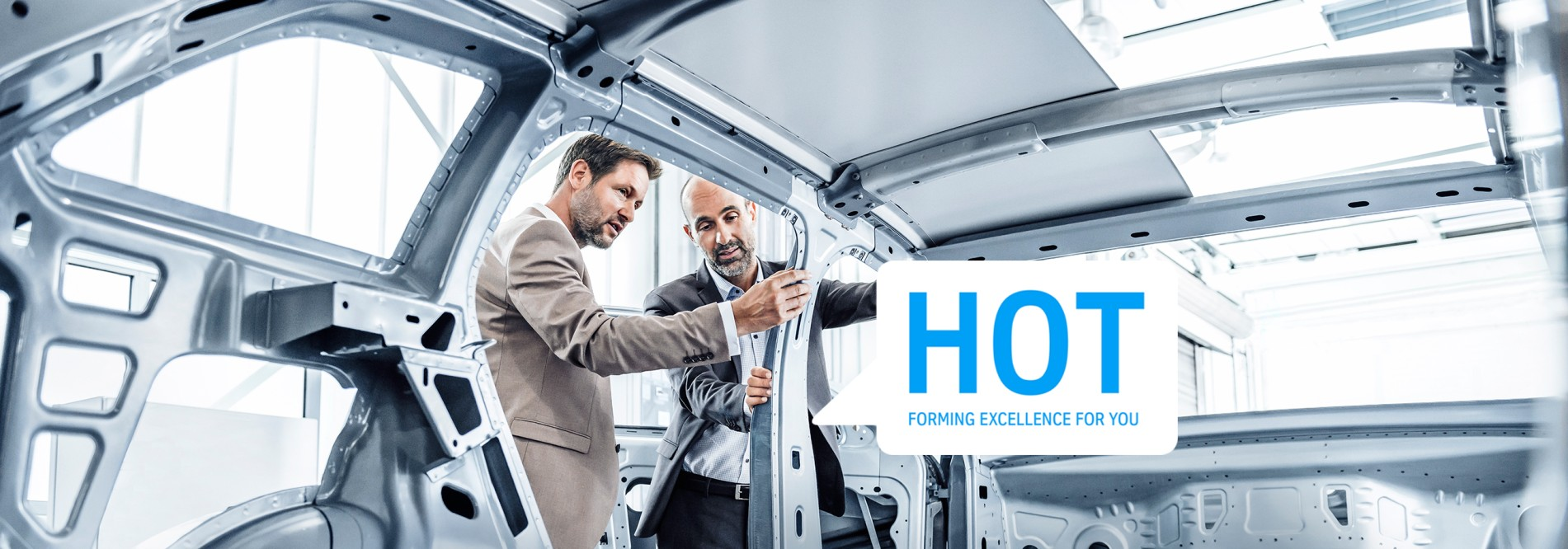 thyssenkrupp Steel Europe - Hot forming partner: Our automotive know-how